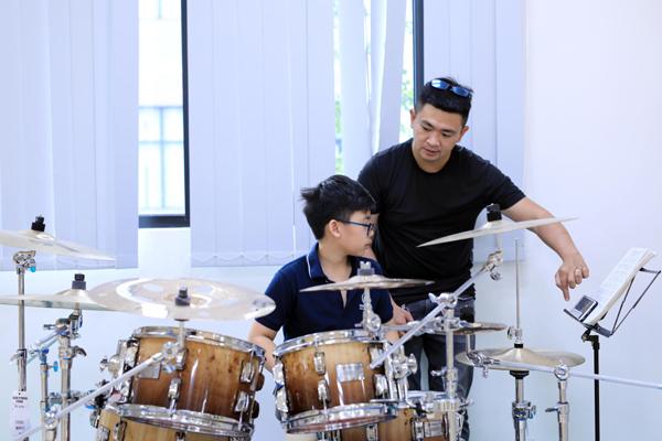 Tay trống 'nhí' giành giải Vàng liên hoan nghệ thuật châu Á TBD-2