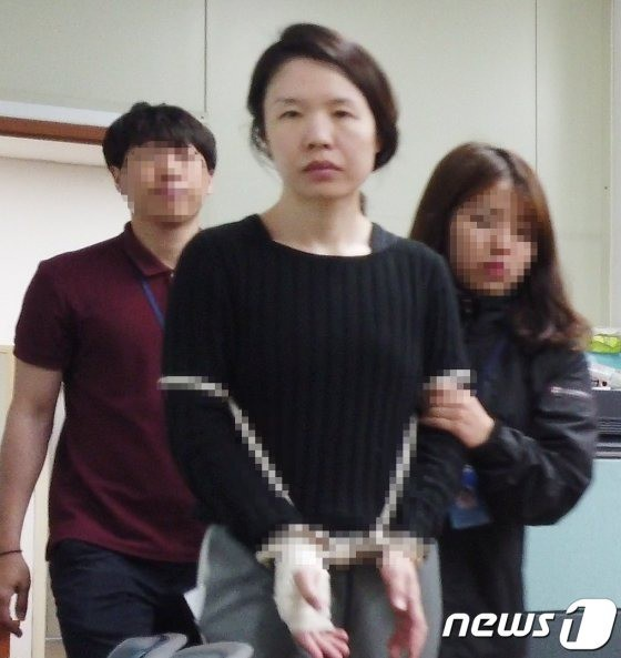 Tiết lộ mới nhất vụ giết chồng cũ, phân xác chấn động Hàn Quốc: Con trai chung có mặt ở hiện trường nhưng không hay biết tội ác của mẹ-1