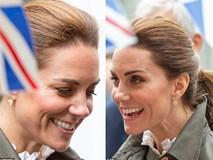 Những khoảnh khắc kém sang, lộ nhan sắc thật không hề hoàn mỹ của Công nương Kate trong sự kiện mới nhất khiến người hâm mộ vỡ mộng