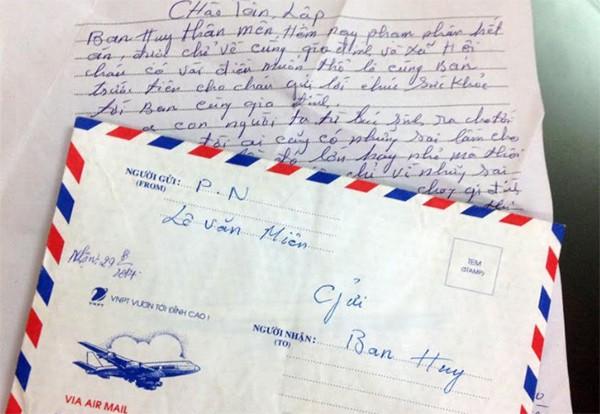 Sau 8 năm, bố sát thủ Lê Văn Luyện trải lòng về chuỗi ngày tăm tối và những dòng thư xúc động gửi cán bộ trại giam-5