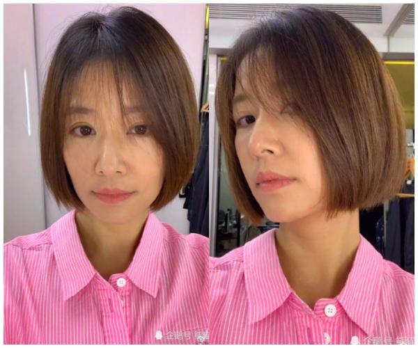 Tin được không, Lâm Tâm Như cuối cùng cũng cắt tóc sau bao nhiêu năm chung thủy với tóc dài-1