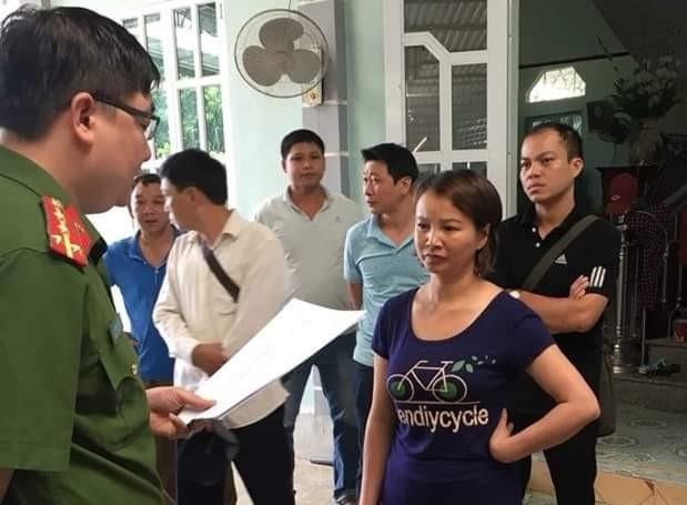 Mẹ nữ sinh giao gà ở Điện Biên cứng đầu không chịu khai báo-1
