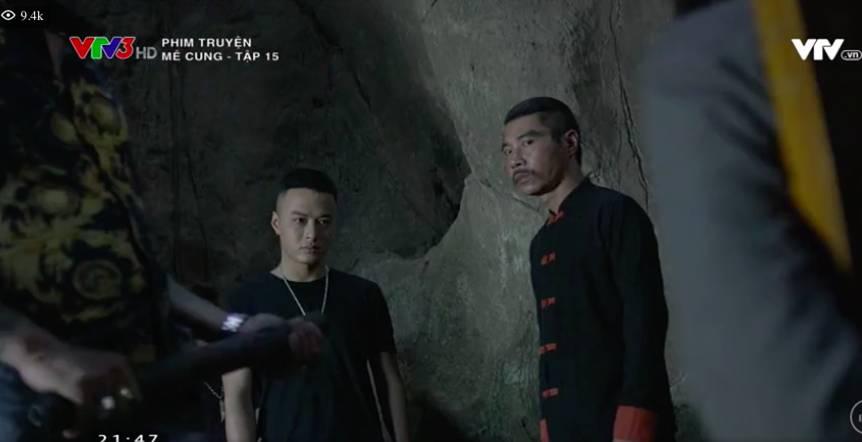 Mê cung: Fan phát hoảng khi Hồng Đăng bắn chết nữ cảnh sát xinh đẹp trước mặt Công Lý-1