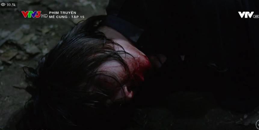 Mê cung: Fan phát hoảng khi Hồng Đăng bắn chết nữ cảnh sát xinh đẹp trước mặt Công Lý-4