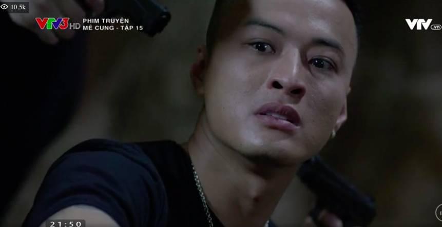 Mê cung: Fan phát hoảng khi Hồng Đăng bắn chết nữ cảnh sát xinh đẹp trước mặt Công Lý-5