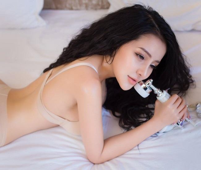 Ngân 98, Trương Nhi chứng minh cho câu Phụ nữ đẹp nhất khi không thuộc về ai-15