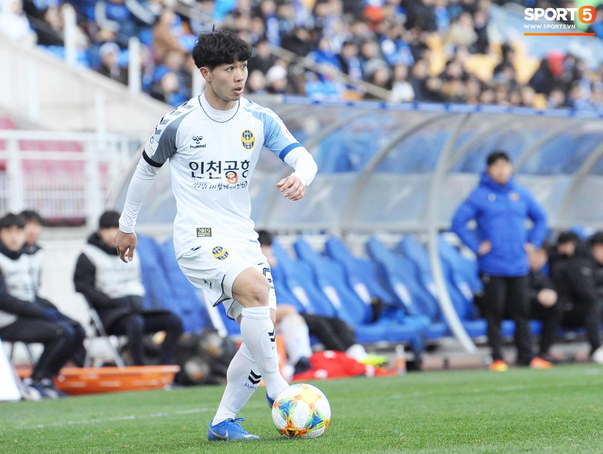 HLV Incheon United: Công Phượng thất bại ở Hàn Quốc vì không thể chơi cho một đội bóng chỉ biết phòng ngự-1