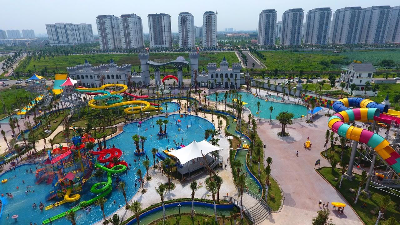 Cận cảnh bên trong công viên nước Thanh Hà sau sự cố bé trai 4 tuổi đuối nước tử vong-9