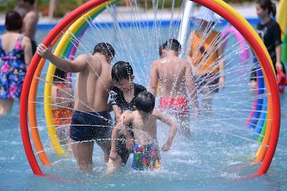 Cận cảnh bên trong công viên nước Thanh Hà sau sự cố bé trai 4 tuổi đuối nước tử vong-14