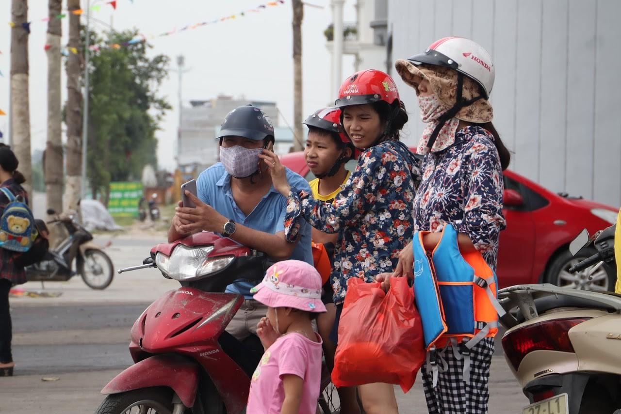 Cận cảnh bên trong công viên nước Thanh Hà sau sự cố bé trai 4 tuổi đuối nước tử vong-18