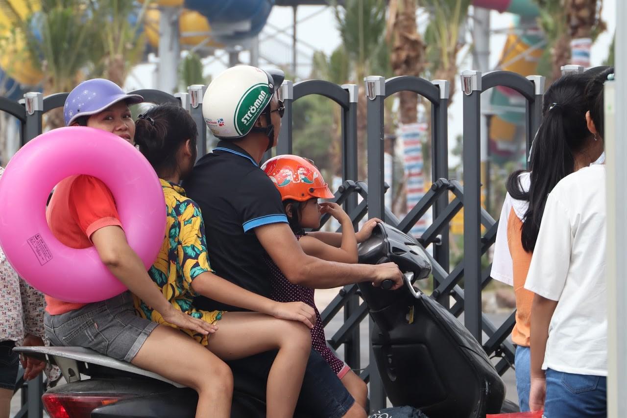 Cận cảnh bên trong công viên nước Thanh Hà sau sự cố bé trai 4 tuổi đuối nước tử vong-25