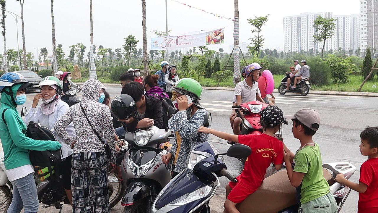 Cận cảnh bên trong công viên nước Thanh Hà sau sự cố bé trai 4 tuổi đuối nước tử vong-27