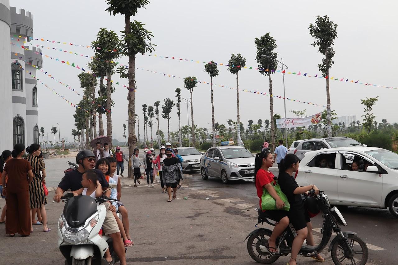 Cận cảnh bên trong công viên nước Thanh Hà sau sự cố bé trai 4 tuổi đuối nước tử vong-29