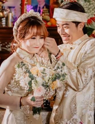 Hot youtuber Cris Phan chính thức lên xe hoa, nhìn lại chuyện tình siêu dị trước khi có đám cưới siêu to, siêu khổng lồ hôm nay thế này-13