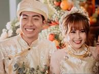 Hot youtuber Cris Phan chính thức lên xe hoa, nhìn lại chuyện tình 'siêu dị' trước khi có đám cưới 'siêu to, siêu khổng lồ' hôm nay thế này