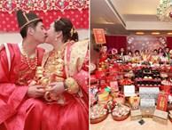Chân dung ái nữ con ông trùm sòng bạc nhận hơn 1,6 nghìn tỷ tại lễ đính hôn