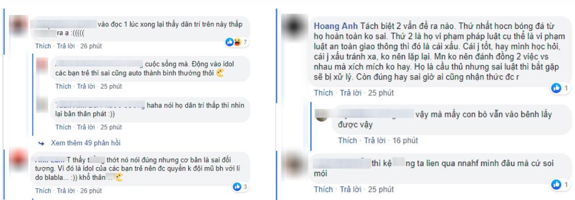 Tuyển thủ quốc gia Đình Trọng - Văn Kiên gây tranh cãi khi đi xe máy không đội mũ bảo hiểm?-2
