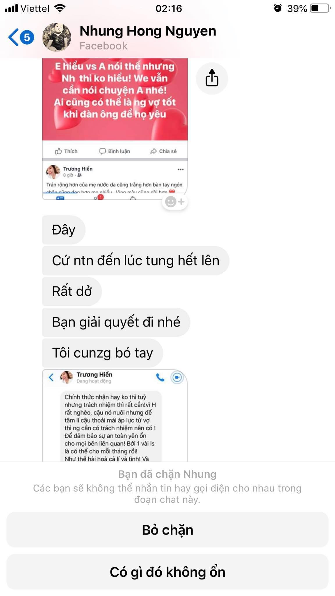 Nguyễn Hồng Nhung - bà xã Xuân Bắc bất ngờ bị tố đã bôi nhọ, sỉ nhục người khác, nếu không dừng lại sẽ khởi kiện-3
