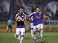Đỗ Hùng Dũng lập công, CLB Hà Nội thắng dễ Sài Gòn FC