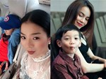 """Sau khi bị chỉ trích là mẹ ác vì luyện ngủ cho con, siêu mẫu Hà Anh tiếp tục khoe con gái bụ bẫm và cách nuôi con bụi""""-6"""