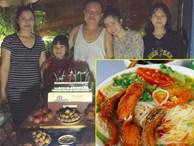 Vì bát bún cá nấu cho con, bố gặp tai nạn vào viện: Chia sẻ xúc động hơn 10 nghìn 'like'
