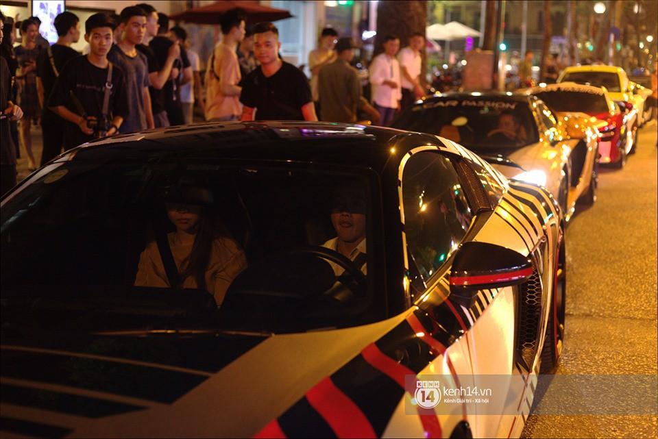 Trước thềm đám cưới, Cường Đô La và Đàm Thu Trang gây chú ý cùng dàn siêu xe bạc tỷ-4
