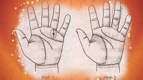 Lộ diện bàn tay bát phương tụ tài, quý nhân theo gót từ nhỏ, càng lớn tuổi càng dễ phát tài-2