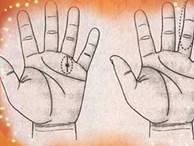 Lộ diện bàn tay 'bát phương tụ tài', quý nhân theo gót từ nhỏ, càng lớn tuổi càng dễ phát tài