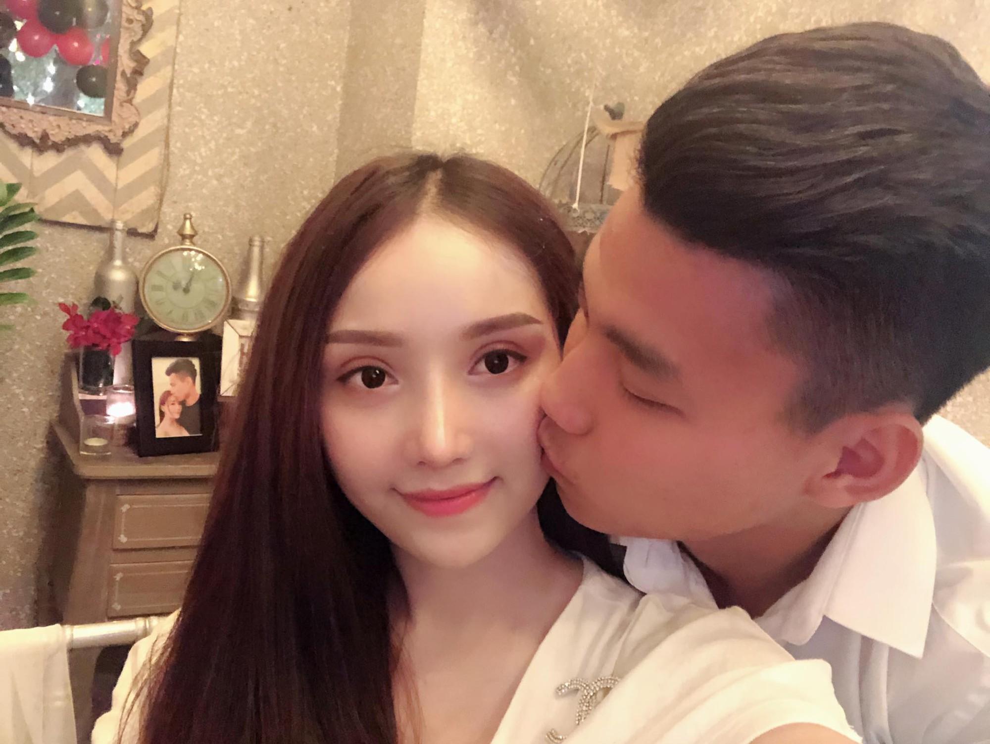 Bạn gái bận bịu công việc, Văn Thanh nhắn tin động viên đầy tình cảm: Chỉ mong vợ chồng mình bên nhau mãi mãi-2