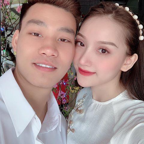 Bạn gái bận bịu công việc, Văn Thanh nhắn tin động viên đầy tình cảm: Chỉ mong vợ chồng mình bên nhau mãi mãi-5