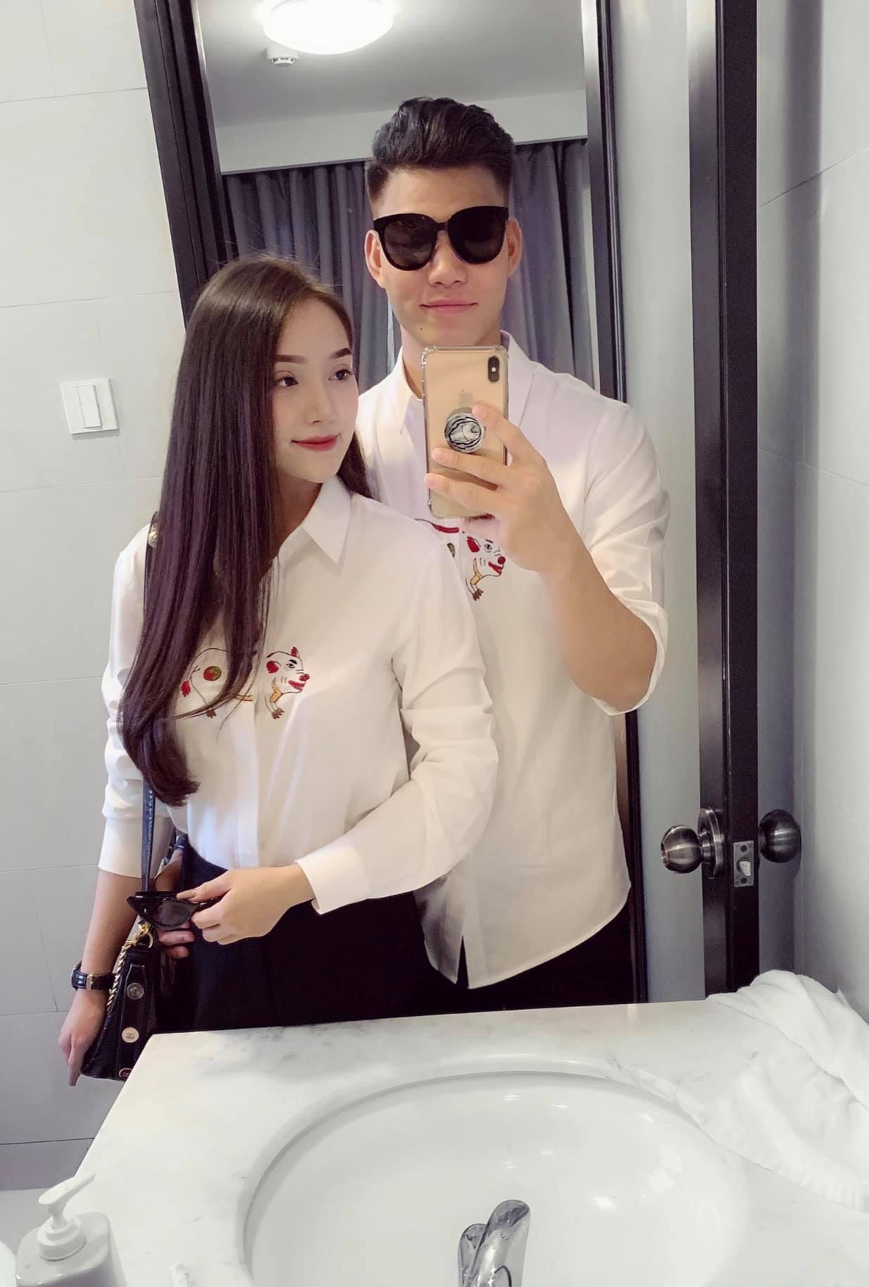 Bạn gái bận bịu công việc, Văn Thanh nhắn tin động viên đầy tình cảm: Chỉ mong vợ chồng mình bên nhau mãi mãi-3