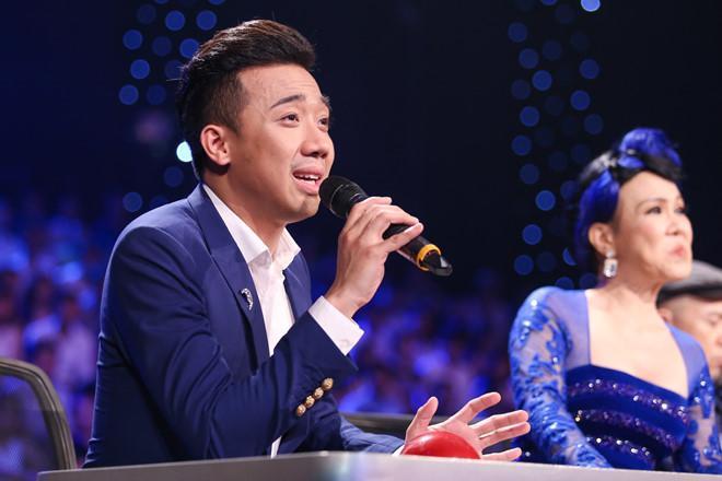 Sao Việt nói nhịu nhạy cảm trên truyền hình: Điêu đứng nhất là Trấn Thành với cụm từ khó đỡ-5
