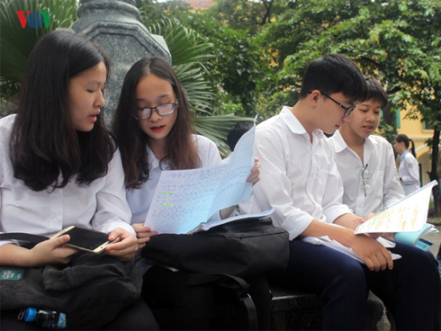 Hôm nay Hà Nội chính thức công bố điểm thi vào lớp 10 năm 2019-1