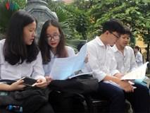 Hôm nay Hà Nội chính thức công bố điểm thi vào lớp 10 năm 2019