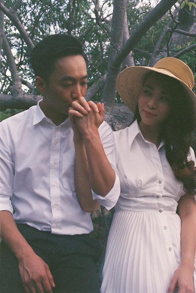 Đàm Thu Trang chính thức lên tiếng về thông tin mang thai với Cường Đô la-2