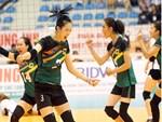 U23 Việt Nam vào bán kết giải bóng chuyền nữ châu Á-3