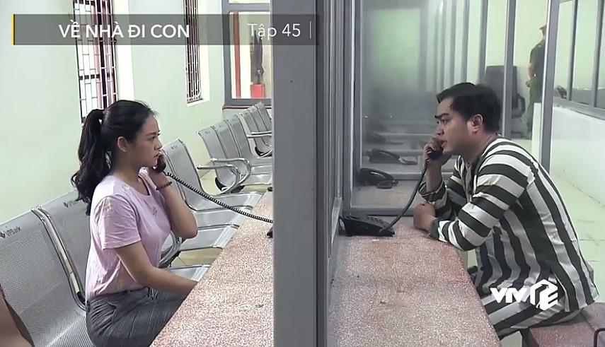 Về nhà đi con: Khải bỗng ngôn tình phát sợ sau khi đi tù, Huệ khóc lóc nhớ về nụ hôn với chồng cũ-1
