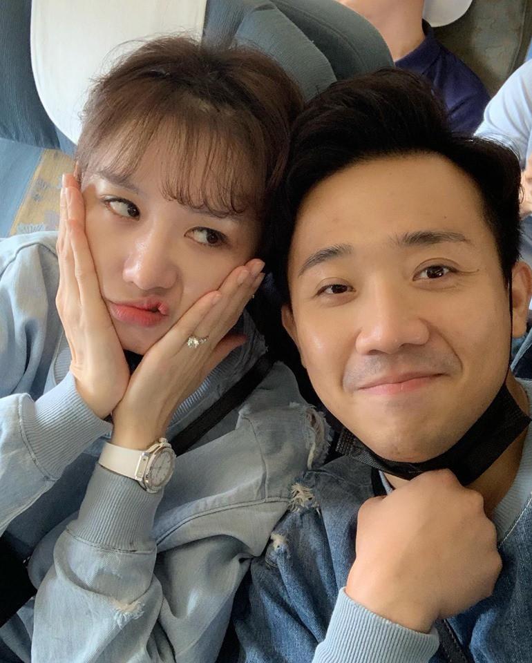 4 giờ sáng Trấn Thành quay sang ôm vợ và cái kết cay đắng với Hari Won-2