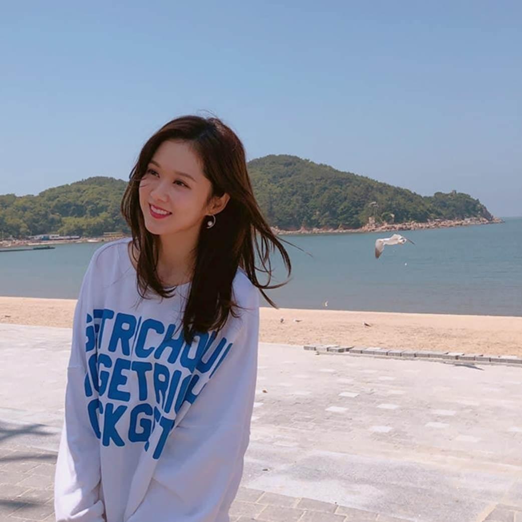 Jang Nara gần 40 tuổi vẫn trẻ trung như thiếu nữ đôi mươi-3