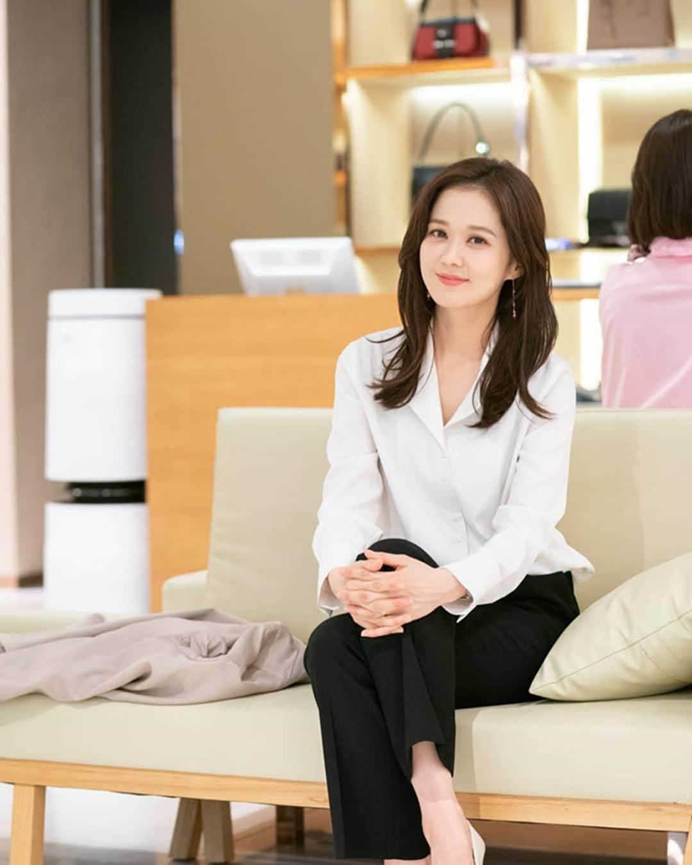 Jang Nara gần 40 tuổi vẫn trẻ trung như thiếu nữ đôi mươi-8