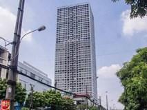 Tháp căn hộ 5 sao, 1 thập kỷ bỏ hoang trên đất vàng Hà Nội