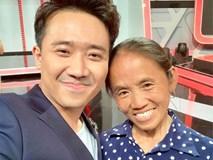 Thấy bà Tân Vlog cười rạng rỡ bên MC Trấn Thành, dân mạng hài hước thốt lên: