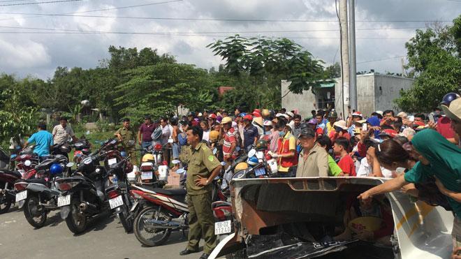 Vụ tai nạn thảm khốc ở Tây Ninh 5 người tử vong: 4 nạn nhân trong cùng gia đình-5