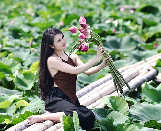 Những đầm sen tuyệt đẹp quanh Hà Nội nhất định phải check-in một lần-4