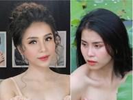 Thu Hương - cô gái khỏa thân ở hồ sen gây 'giật mình' với ảnh đời thường