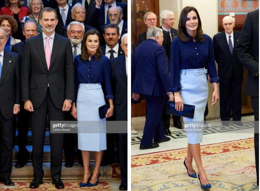 Ca đụng hàng hiếm hoi của giới Hoàng gia: Tìm ra ai đẹp hơn không quan trọng bằng loạt ý tưởng mặc đẹp cho nàng công sở Beige-1