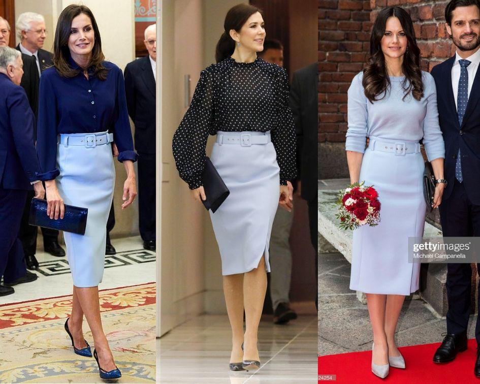 Ca đụng hàng hiếm hoi của giới Hoàng gia: Tìm ra ai đẹp hơn không quan trọng bằng loạt ý tưởng mặc đẹp cho nàng công sở Beige-4