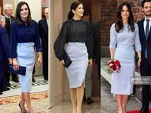"""Ca """"đụng hàng"""" hiếm hoi của giới Hoàng gia: Tìm ra ai đẹp hơn không quan trọng bằng loạt ý tưởng mặc đẹp cho nàng công sở Beige, Theo Helino 1 giờ trước"""
