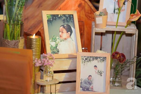 Cô dâu Phí Linh nắm chặt tay bố bước vào lễ đường, xúc động trong khoảnh khắc trao nhẫn cùng chú rể Hoàng Linh-25