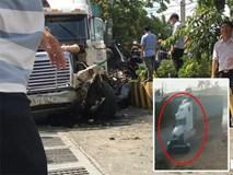 Tài xế container gây tai nạn khiến 5 người thiệt mạng ở Tây Ninh khai do ngủ gật